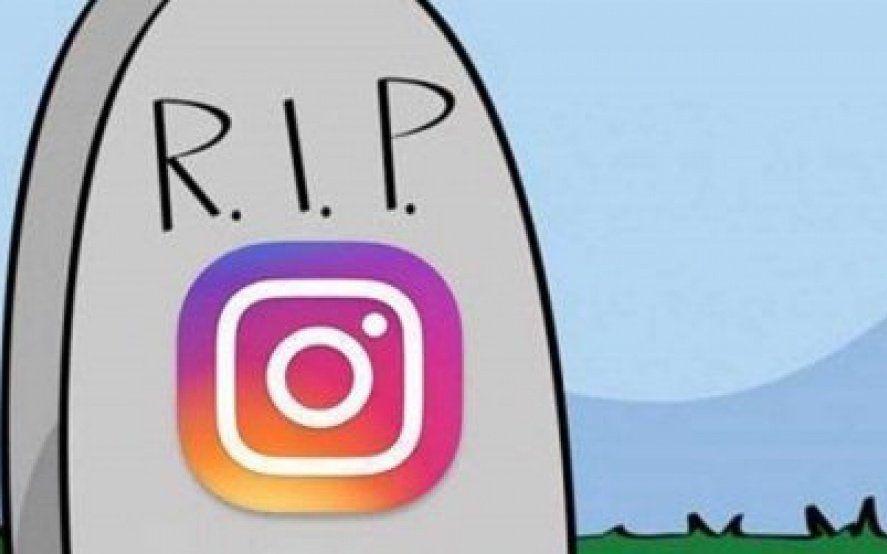 ¡Momentos de tensión en las redes! Se cayó Instagram y los memes invadieron Twitter
