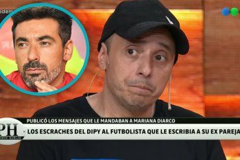 El Dipy contó cuando escrachó a Lavezzi: Se perdió la chance de ir al Barcelona