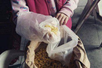 Los superfideos están fortificados con legumbres y cereales (Foto: Oro del Inca)