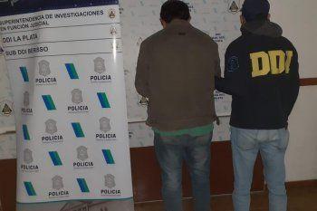 El hombre de 42 años tenía pedido de captura y se mudó a Mar del Plata
