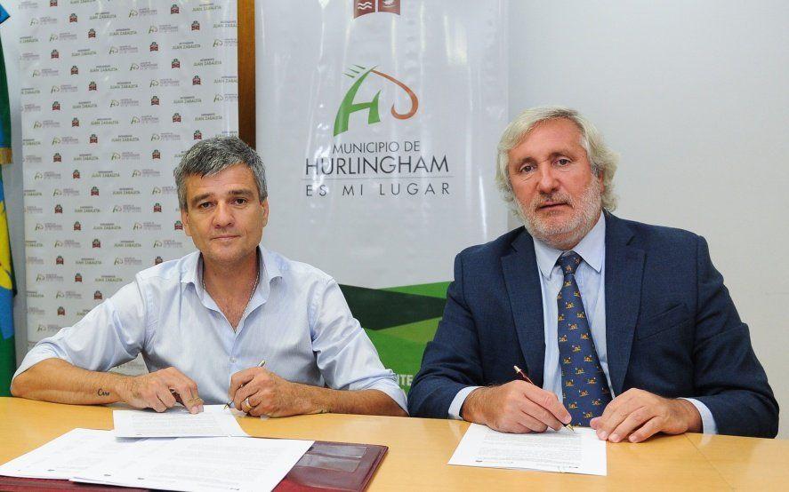 La Procuración General de la Provincia capacitará a agentes de Seguridad de Hurlingham