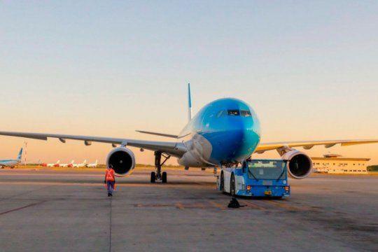 Partió vuelo AR1060 de Aerolíneas Argentinas que trasladará al país lasegunda tanda de 300.000 dosis de la vacuna Sputnik V desde Rusia