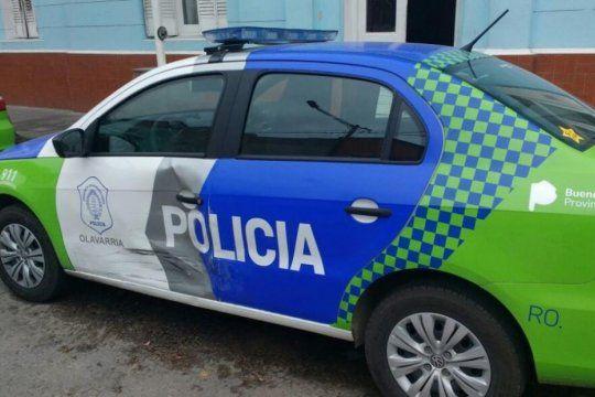 El policía fue detenido luego de una persecución en Malvinas Argentinas
