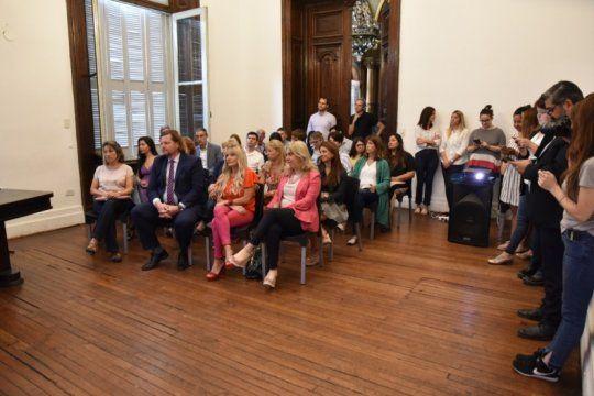 violencia de genero en el ambito laboral: el concejo deliberante de la plata presento un protocolo de actuacion