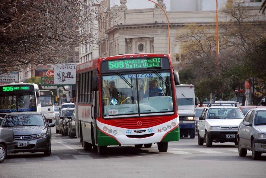 Bahía Blanca: habrá colectivos exclusivos para alumnos y docentes