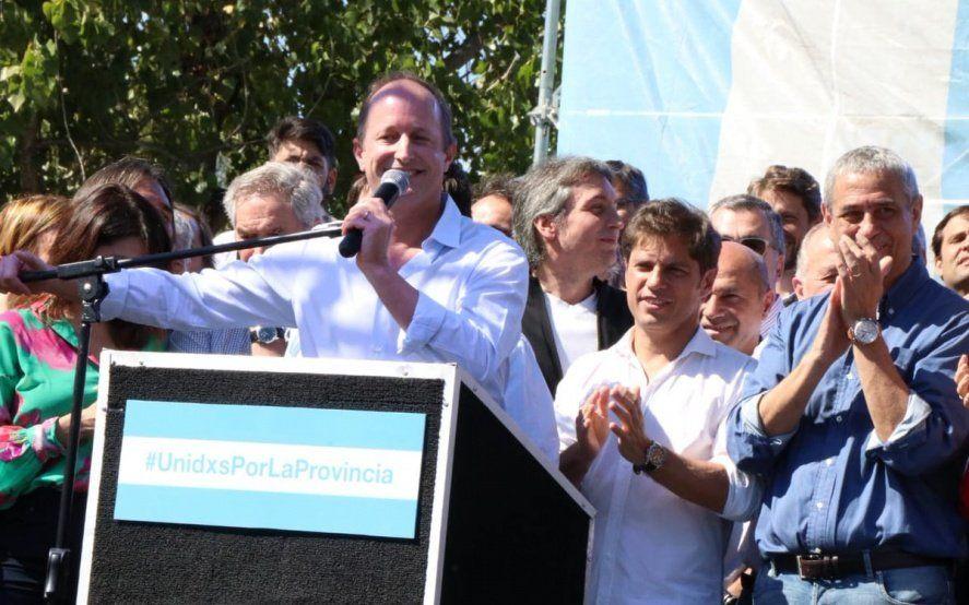 """Insaurralde pidió """"que vuelva a gobernar"""" Cristina Kirchner y sorprendió a todos"""