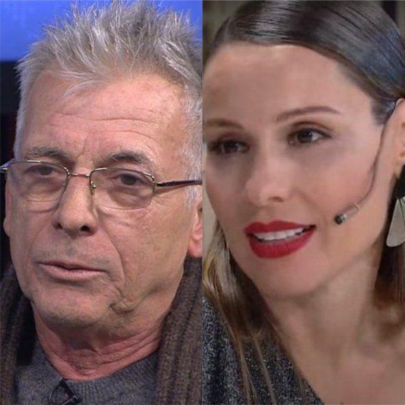 Gerardo Romano se fue del programa de Pampita por el Covid