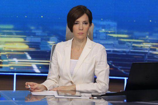 Cristina Pérez protagonista de una fake news en el prime time de TELEFÉ