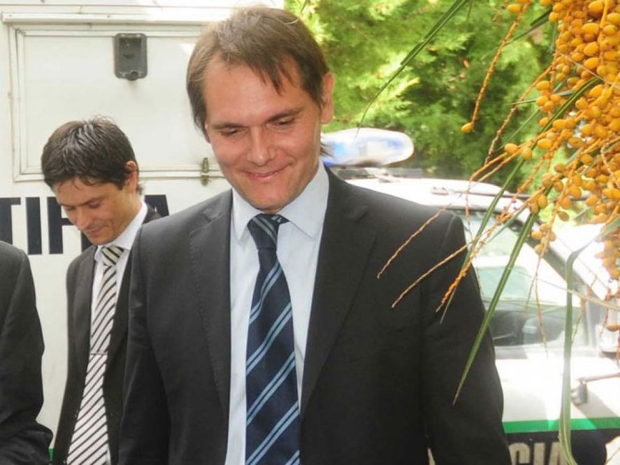 César Albarracín, abogado defensor de Javier Ronco