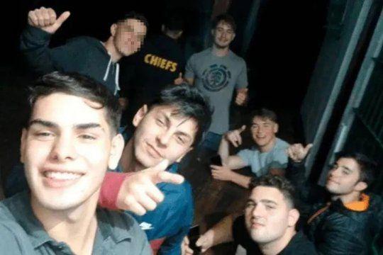 El sospechoso 11 del asesinato de Báez es de Zárate y amigo de los rugbiers detenidos