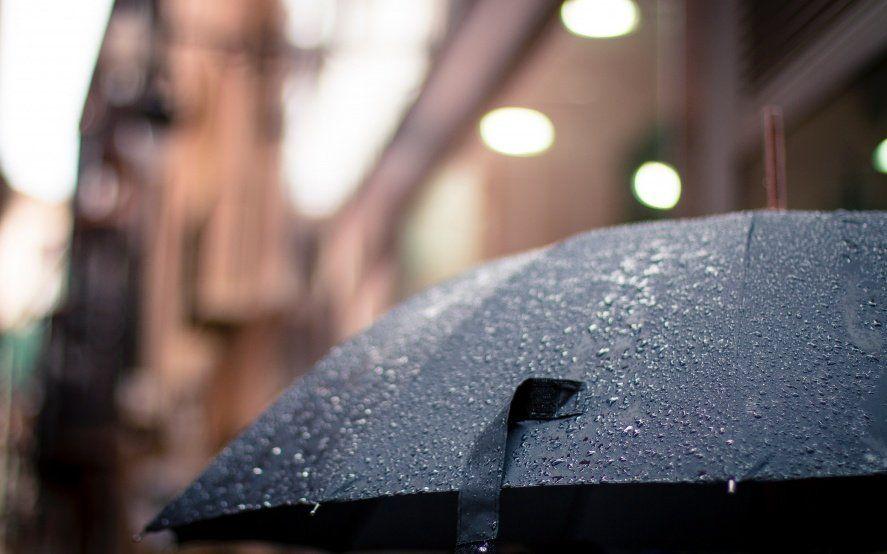 Sacá el paraguas: arranca una semana repleta de lluvias, tormentas y nubes