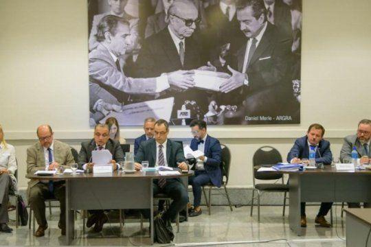 el jurado de enjuiciamiento destituyo al fiscal platense leandro heredia de manera unanime
