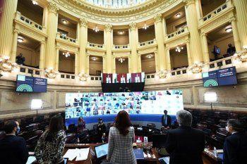 El Senado aprobó el proyecto que baja la coparticipación de la Ciudadvisibility