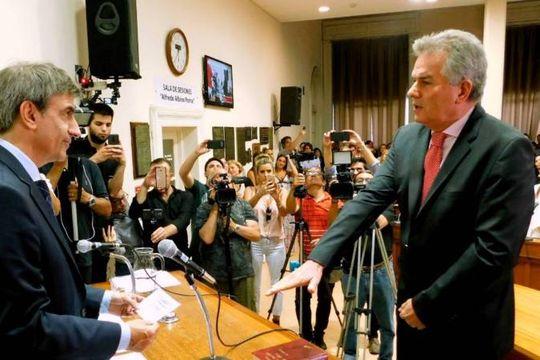 Elecciones: Fernando Compagnoni, el alfil de Héctor Gay y Diego Santilli en la sexta