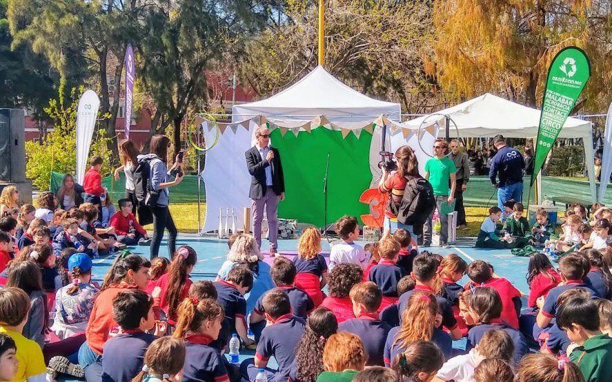 Siete escuelas primarias festejarán el día de la primavera con una perspectiva ecológica