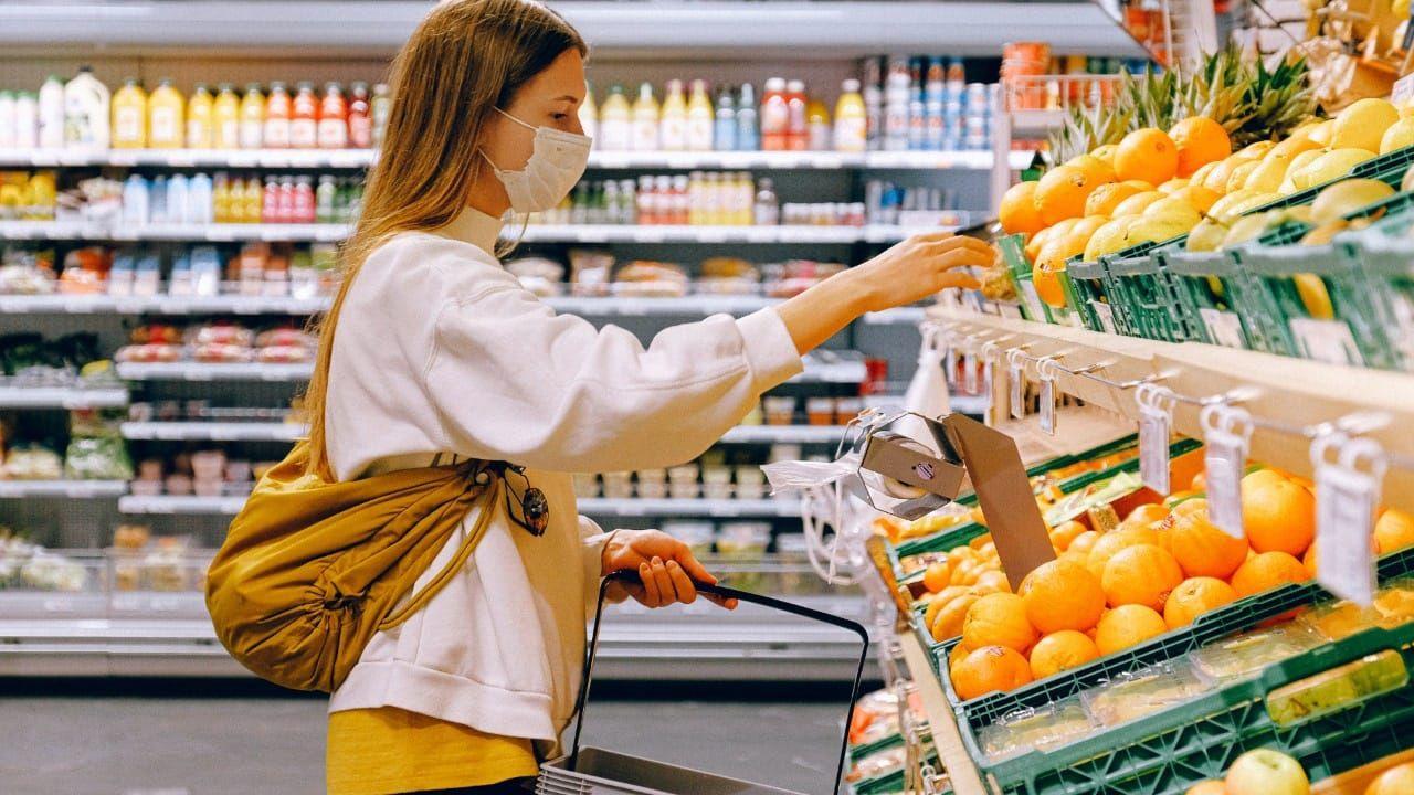 aumentaron las ventas en los supermercados durante agosto