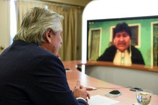 Proponen a Alberto Fernández para el Nobel de la Paz