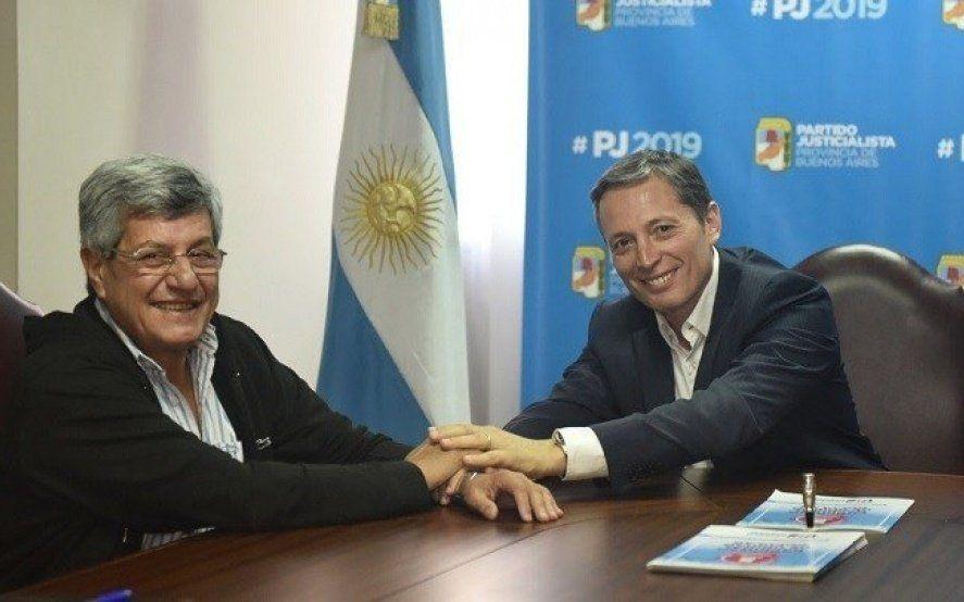 """De Gennaro le mete presión a Gray para que el frente patriótico tenga PASO """"sin piso"""""""