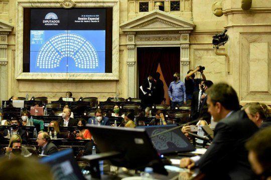 Diputados aprobó la nueva fórmula con la que se dará la movilidad de las jubilaciones y pensiones durante el 2021.