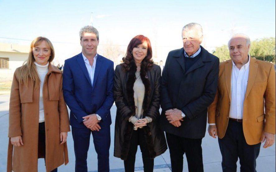 Seguí en vivo la presentación del libro de Cristina Fernández de Kirchner en Mendoza