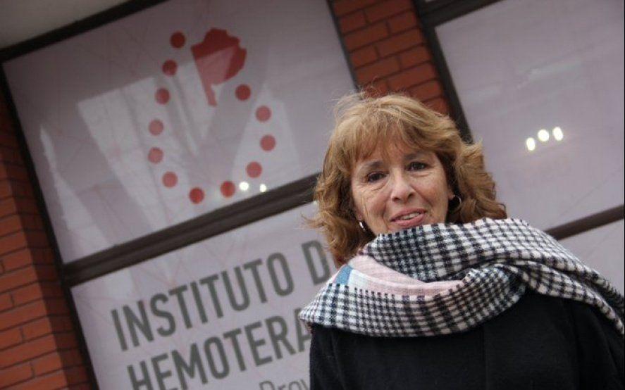 Murió Nora Etchenique,directora de Hemoterapia bonaerense