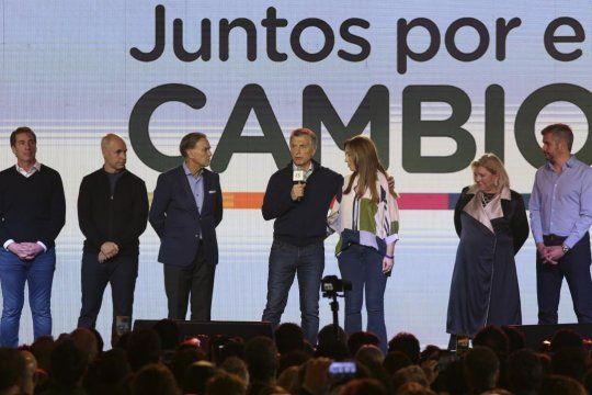 Tras la carta de Cristina Fernández, Juntos por el Cambio salió con un comunicado escueto