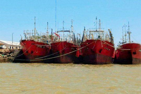 la provincia creo el consorcio del puerto y en coronel rosales celebraron ?el fin de una deuda historica?