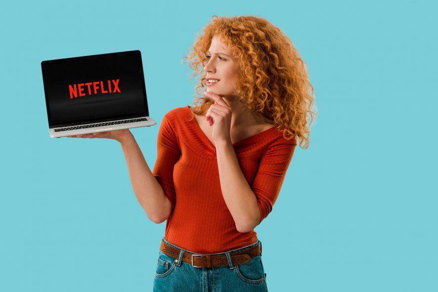 ¿Cuáles son las formas de pago de Netflix?