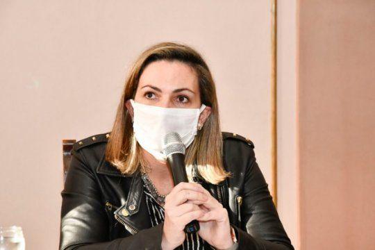 Secretaria de Salud del Municipio de Necochea, Ruth Kalle