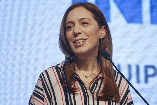 Vidal habló sobre Juntos por el Cambio y la provincia de Buenos Aires