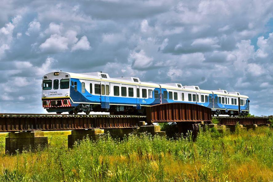 Coches de Trenes Argentinos