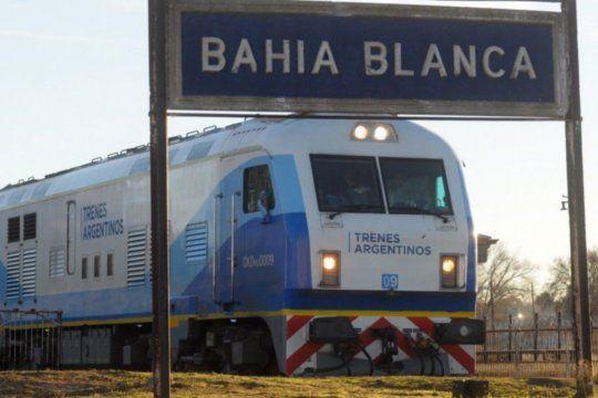 El servicio de tren Constitución - Bahía Blanca volverá a las frecuencias que tenía antes de la pandemia.