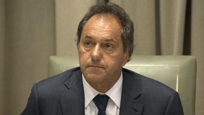 Va por la revancha: Daniel Scioli lanza mañana su candidatura presidencial
