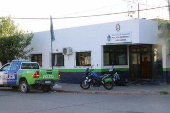 Un joven de 20 años cayó en Baradero por robar y extorsionar a una mujer