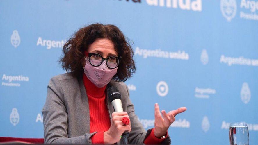 Cecilia Todesca acompañará a Santiago Cafiero en Cancillería