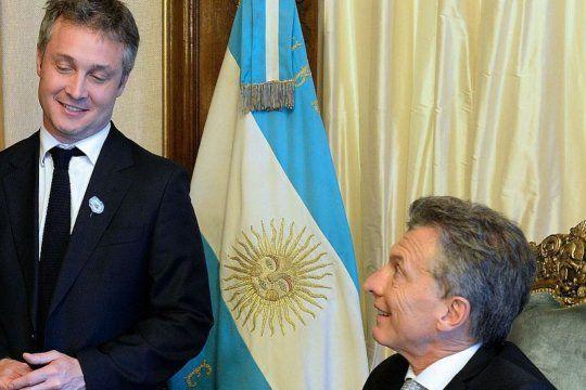 Fernando De Andreis fue el secretario General de la Presidencia de Mauricio Macri.