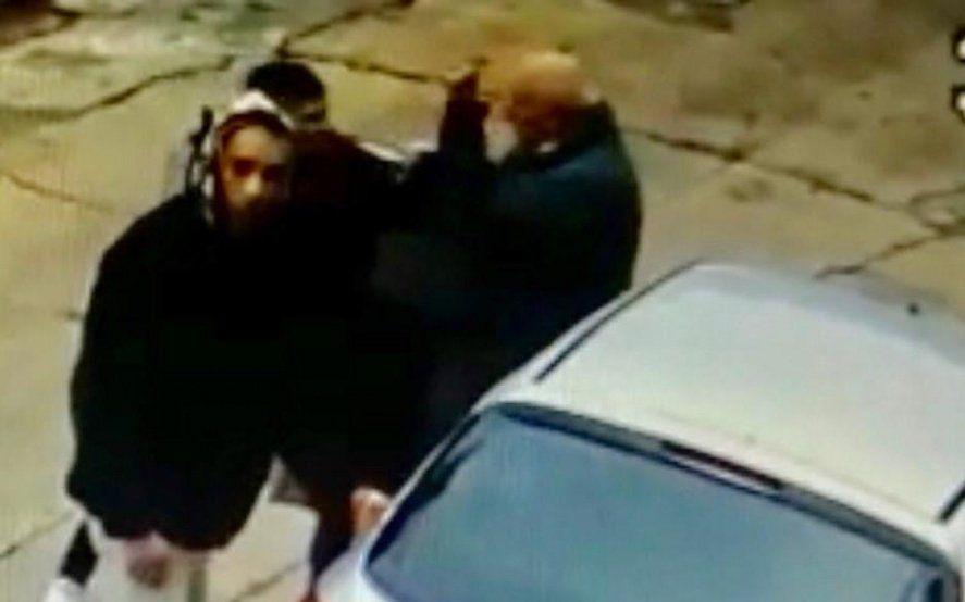 Morón: matan de un balazo a un anciano cuando descendía de su auto frente a una parroquia
