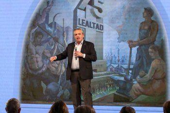 Alberto Fernández encabezará la lista de unidad del PJ