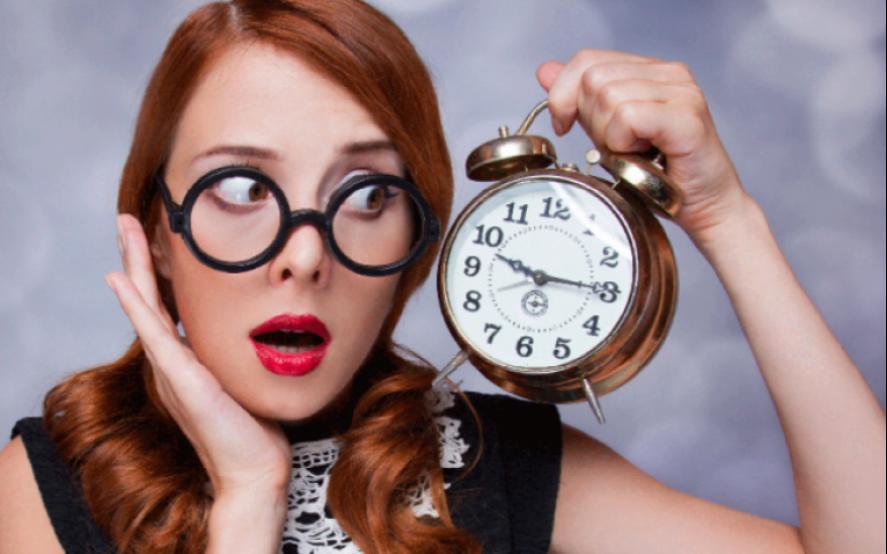 Los impuntuales: Conocé la personalidad de los que llegan muy tarde o demasiado temprano