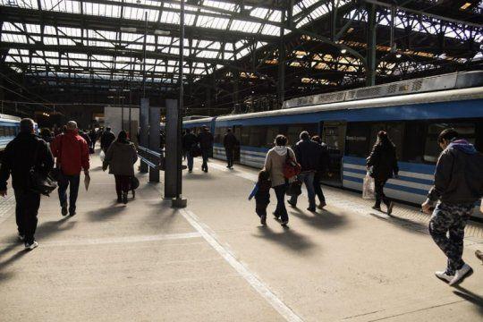 por obras, habra servicio limitado en el ferrocarril roca para toda la semana