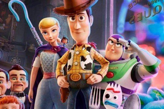 a un dia del estreno, toy story 4 fue vista por mas de 430 mil espectadores