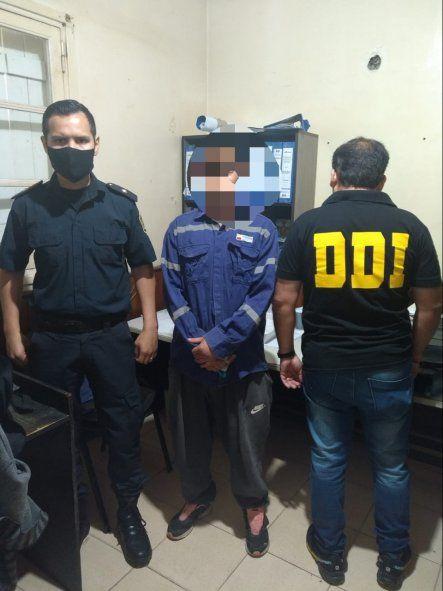 El joven detenido por el crimen de Juan Donato