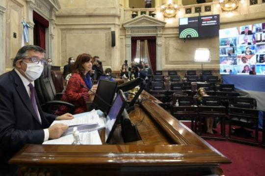 cfk y massa congelan la dieta de legisladores por otros 180 dias