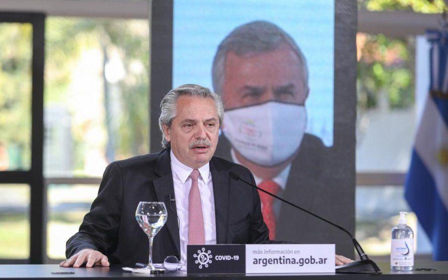"""Alberto: """"Cuando nos hicieron creer que no podíamos convivir, ganó Macri"""""""