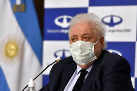 como sigue la cuarentena: el ministro de salud recibe al comite medico para evaluar resultados