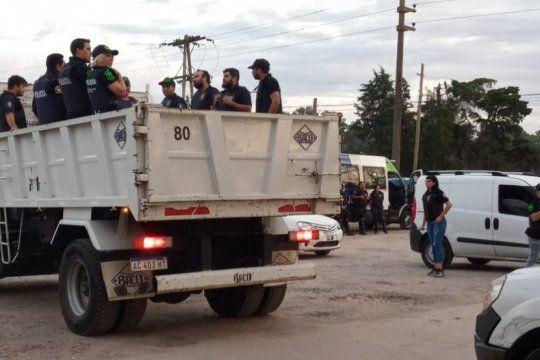 gatillo facil en la plata: un oficial quedo detenido por la muerte de un joven en melchor romero