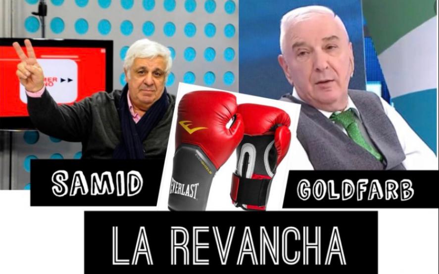 "Alberto Samid le ofreció ""la revancha"" a Mauro Viale en el Luna Park"