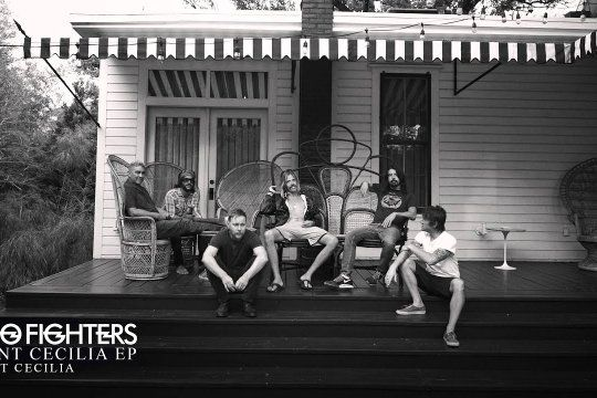 Foo Fighters, Saint Cecilia (2015)