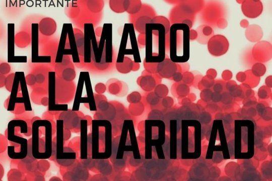 #unamedulaparaale: campana solidaria para encontrar un donante para un alumno de la unlp