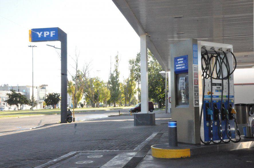 YPF subió el precio de las naftas y gasoil